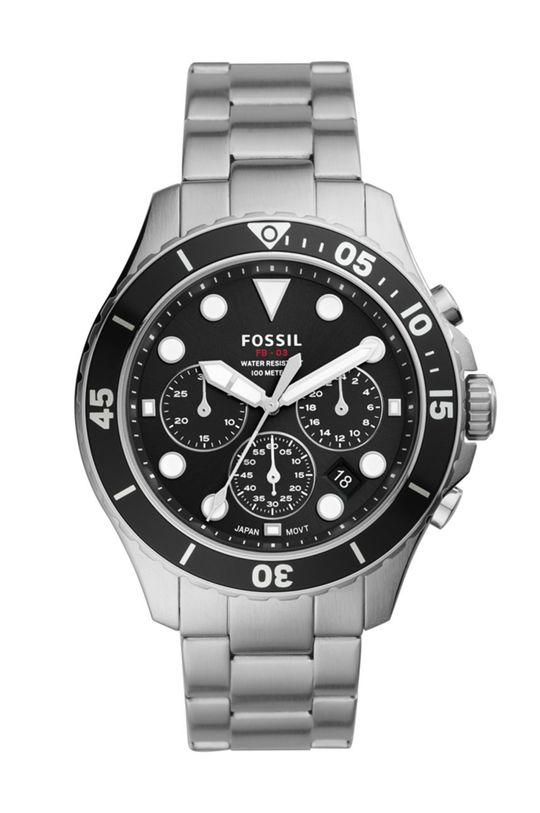 argintiu Fossil - Ceas FS5725 De bărbați