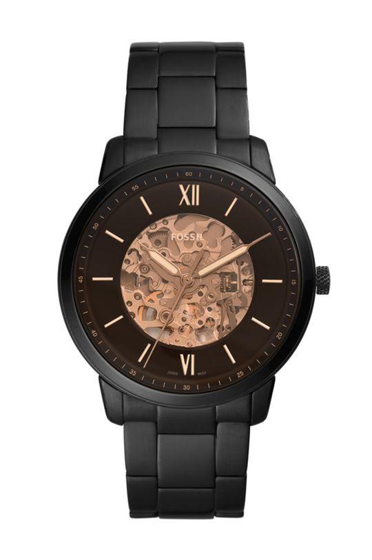 negru Fossil - Ceas ME3183 De bărbați