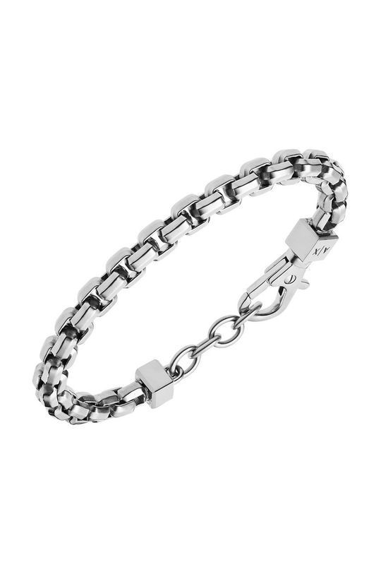 Armani Exchange - Браслет серебрянный