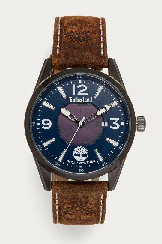 ciemny brązowy Timberland - Zegarek Rockbridge Męski