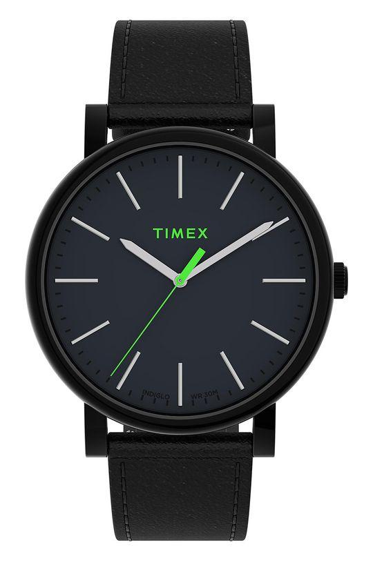 negru Timex - Ceas TW2U05700 De bărbați