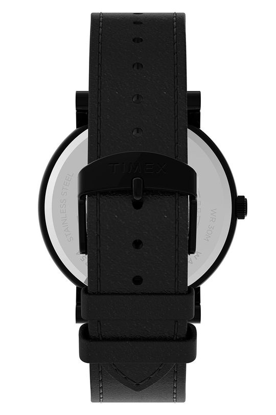 Timex - Ceas TW2U05700  Piele naturala, Otel inoxidabil