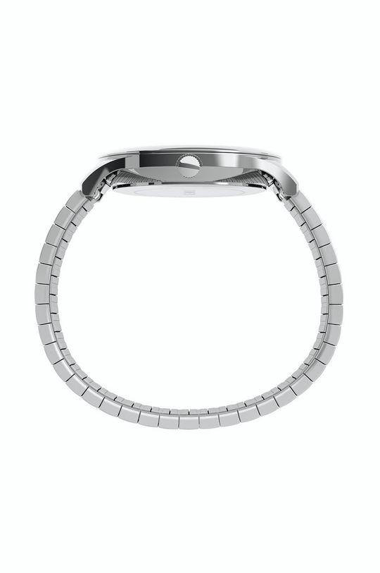 Timex - Годинник TW2U39900 срібний