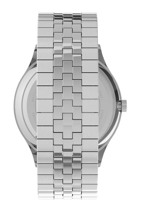 Timex - Годинник TW2U39900  Сталь, Мінеральне скло