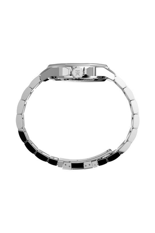 Timex - Zegarek TW2U42600 srebrny