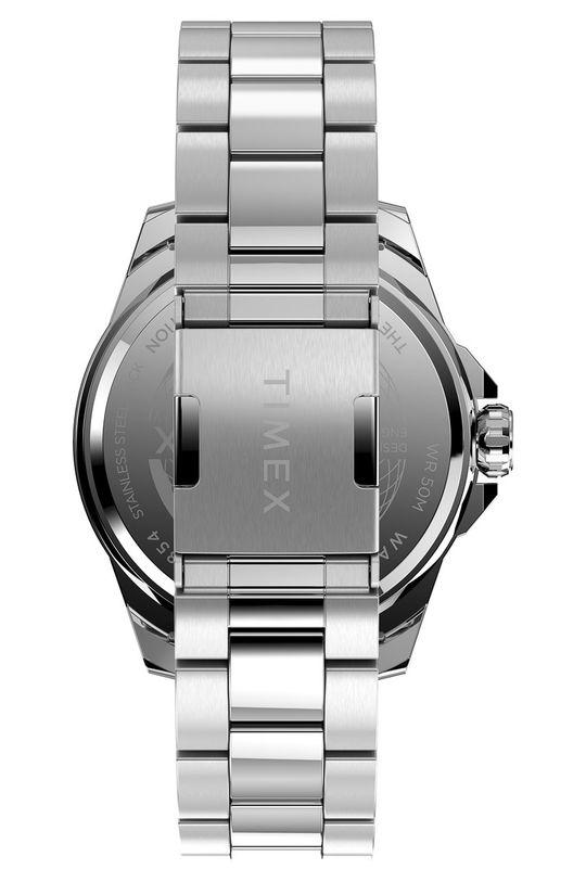 Timex - Zegarek TW2U42600 Stal, Szkło mineralne