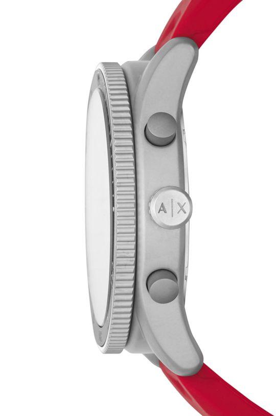 Armani Exchange - Годинник AX1837  Синтетичний матеріал, Благородна сталь, Мінеральне скло