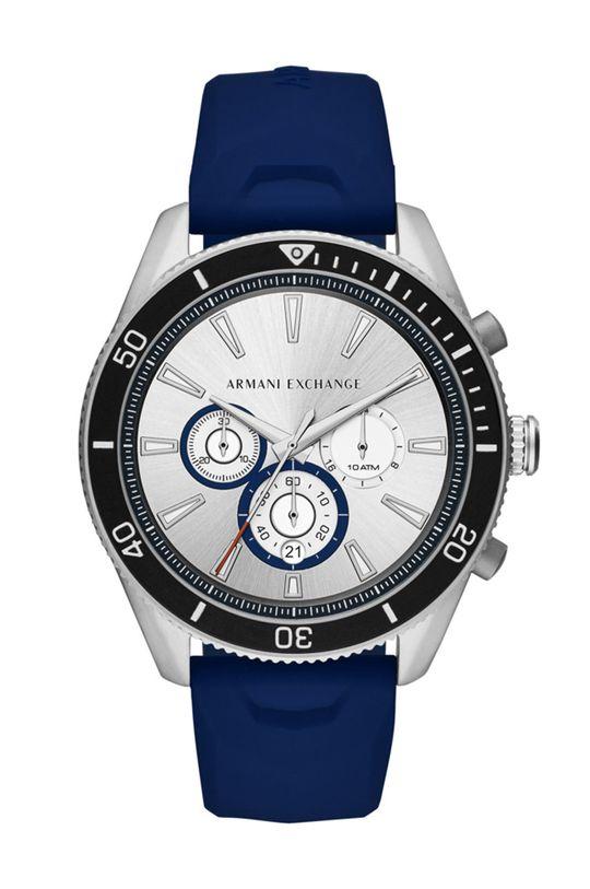 modrá Armani Exchange - Hodinky AX1838 Pánský