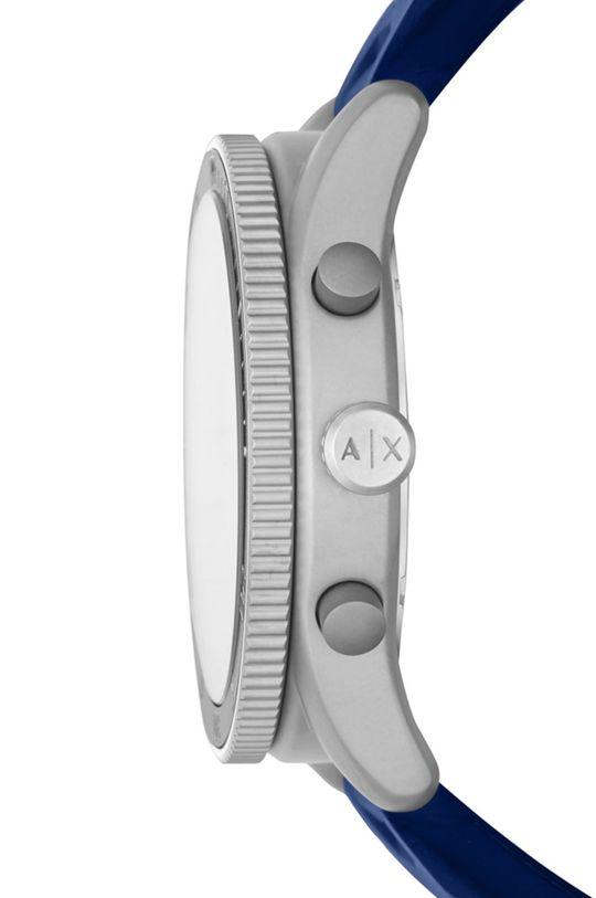 Armani Exchange - Hodinky AX1838  Umělá hmota, Nerezová ocel, Minerální sklo