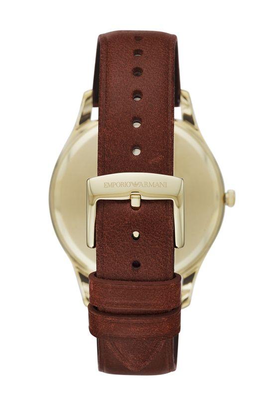 Emporio Armani - Zegarek AR11312 brązowy