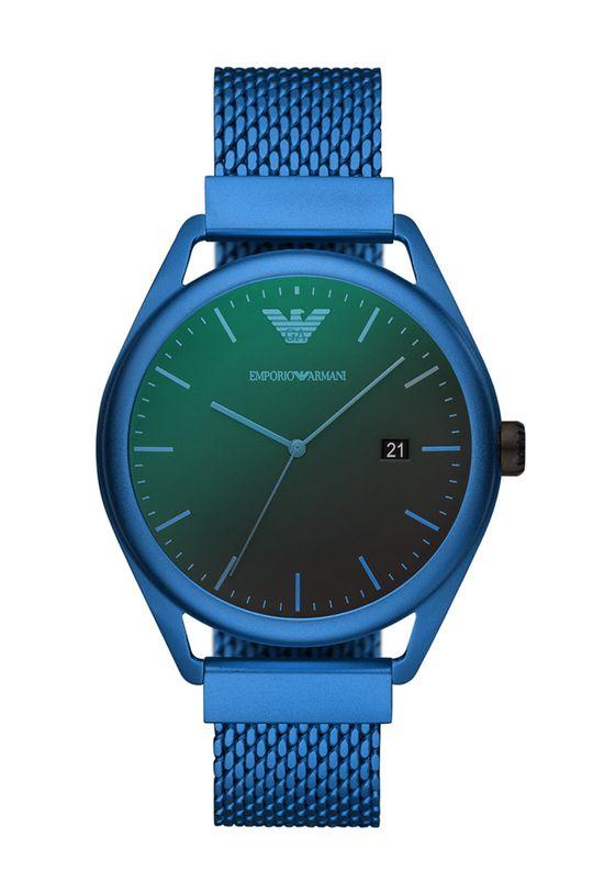 modrá Emporio Armani - Hodinky AR11328 Pánský