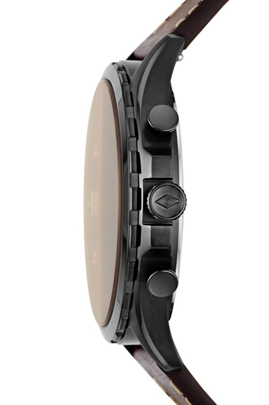 Fossil - Годинник FS5608  Натуральна шкіра, Сталь