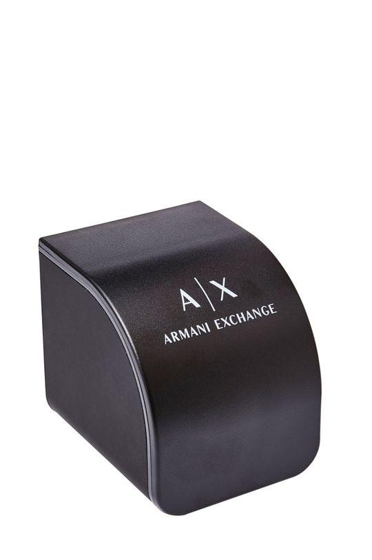 Armani Exchange - Zegarek AX1371 Skóra naturalna, Stal szlachetna, Szkło mineralne