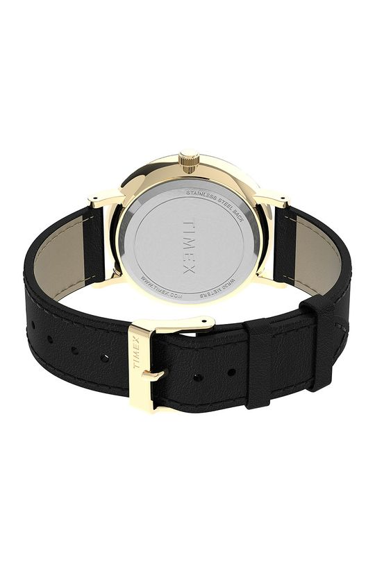 czarny Timex - Zegarek TW2U67600