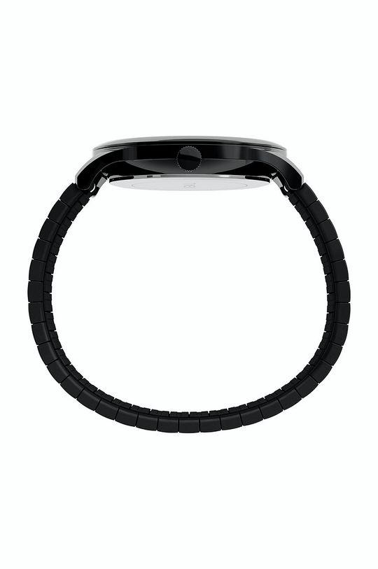 Timex - Hodinky TW2U39800 čierna