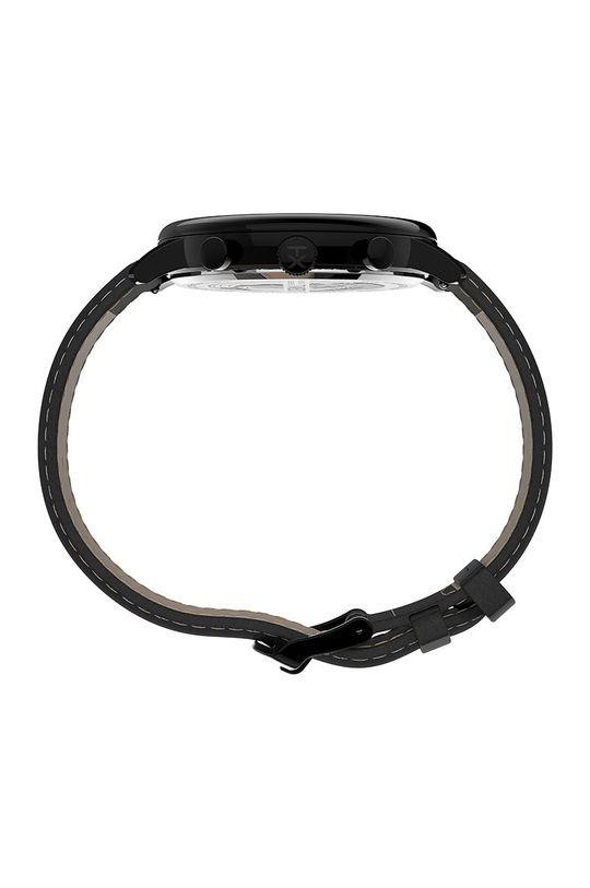Timex - Годинник TW2U39200 чорний