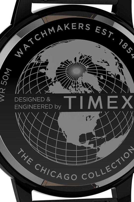 чорний Timex - Годинник TW2U39200