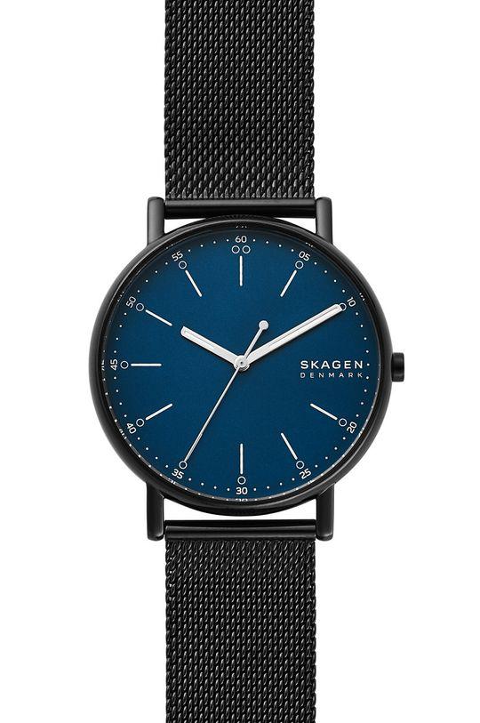 czarny Skagen - Zegarek SKW6655