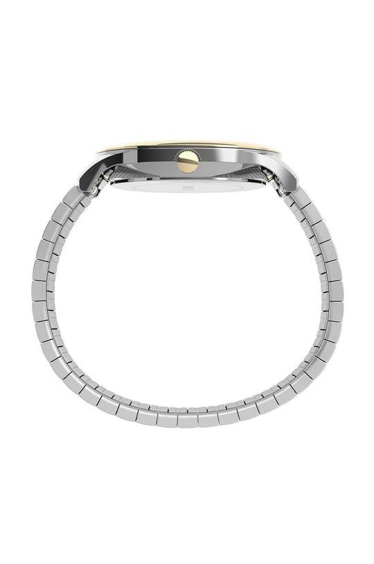 Timex - Zegarek TW2U40000 srebrny
