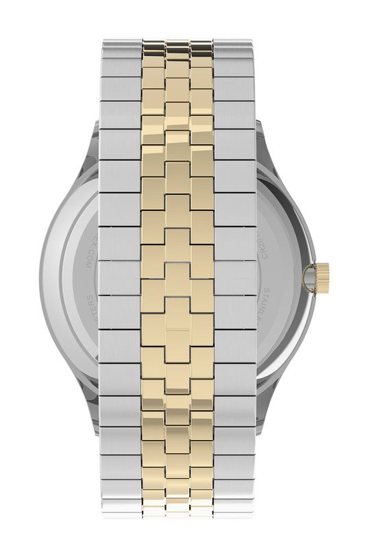 Timex - Zegarek TW2U40000 Metal, Stal, Szkło mineralne