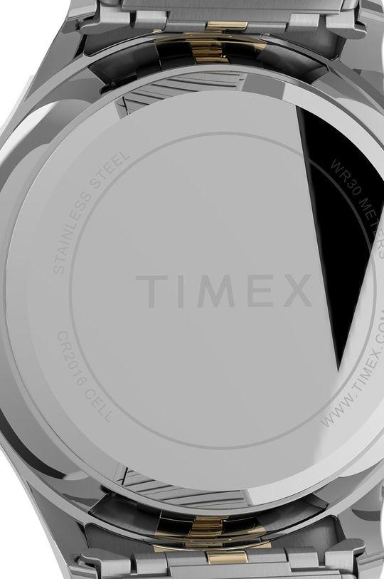 srebrny Timex - Zegarek TW2U40000