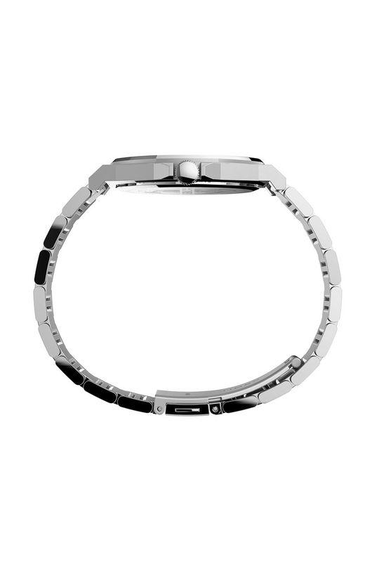 Timex - Zegarek TW2U42400 srebrny