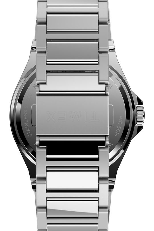 Timex - Zegarek TW2U42400 Materiał zasadniczy: Metal, Stal, Szkło mineralne