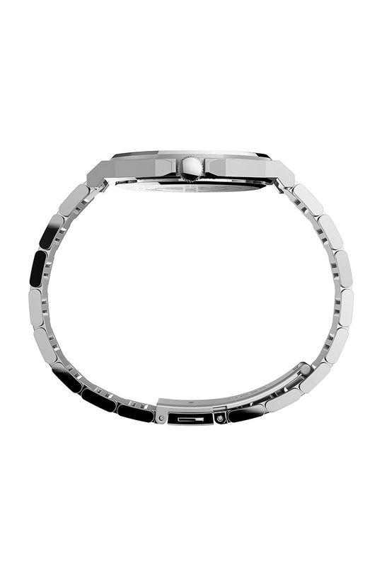 Timex - Zegarek TW2U42500 srebrny