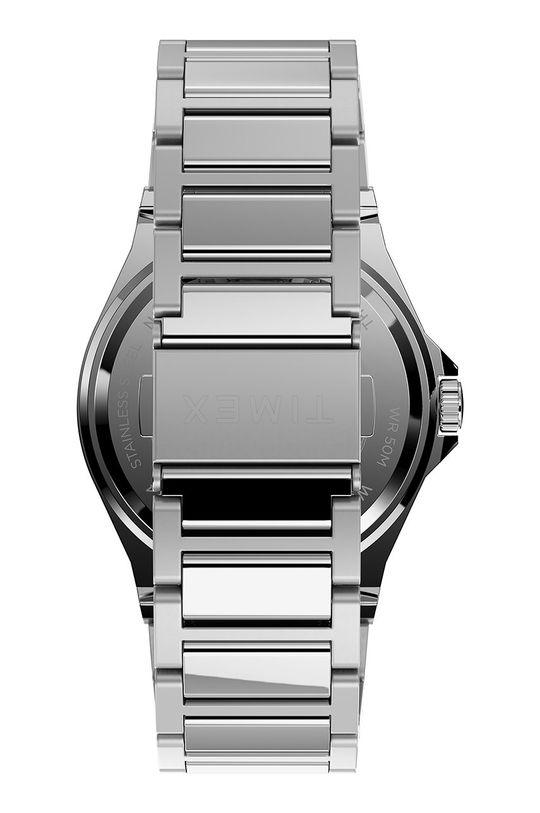 Timex - Zegarek TW2U42500 Stal, Szkło mineralne