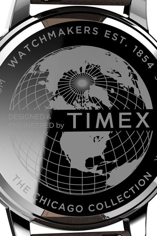 strieborná Timex - Hodinky TW2U38800