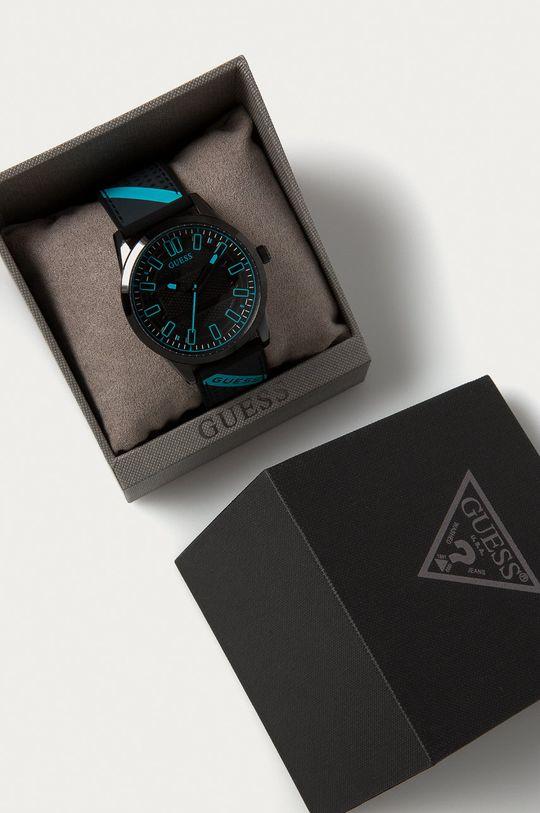 Guess - Zegarek W1300G3 Materiał syntetyczny, Szkło mineralne