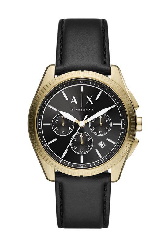 černá Armani Exchange - Hodinky AX2854 Pánský