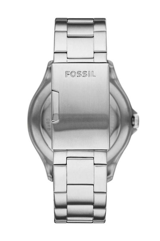 Fossil - Zegarek FS5801 srebrny