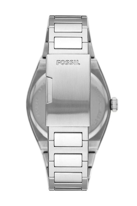 Fossil - Hodinky FS5821 stříbrná