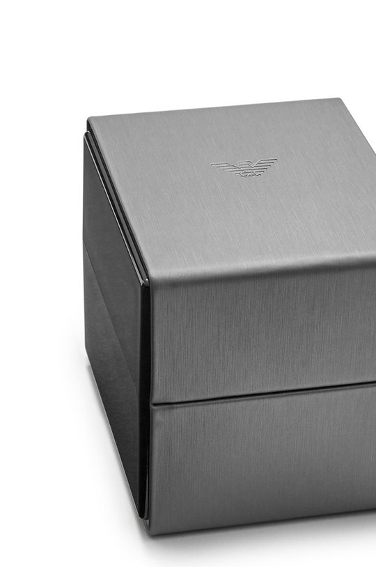 srebrny Emporio Armani - Zegarek AR11338