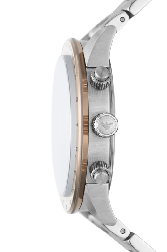 Emporio Armani - Zegarek AR11352 srebrny