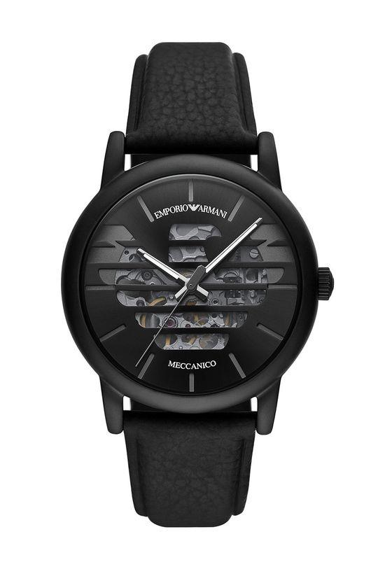 černá Emporio Armani - Hodinky AR60032 Pánský