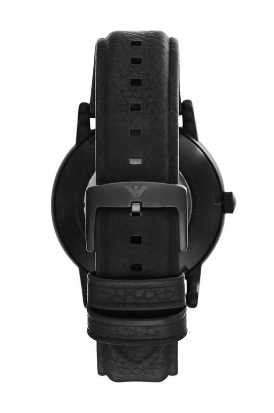 Emporio Armani - Hodinky AR60032  Přírodní kůže, Minerální sklo
