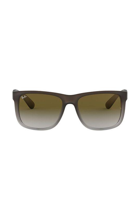 Ray-Ban - Brýle JUSTIN hnědá