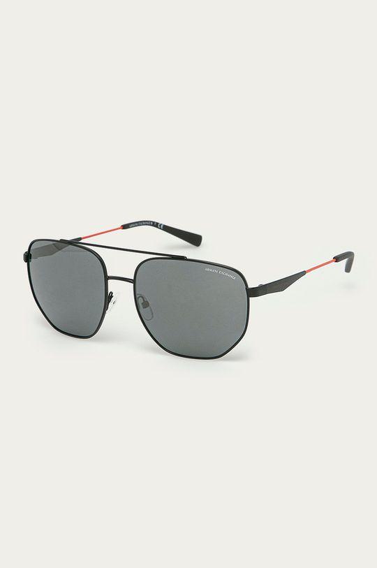 černá Armani Exchange - Brýle Pánský