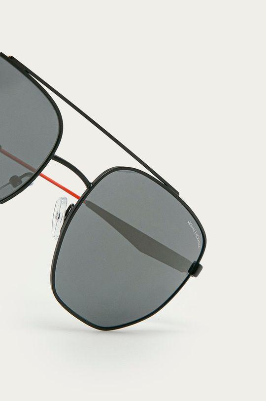 Armani Exchange - Brýle  Kov, Plast