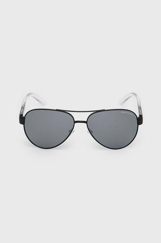černá Armani Exchange - Sluneční brýle Pánský