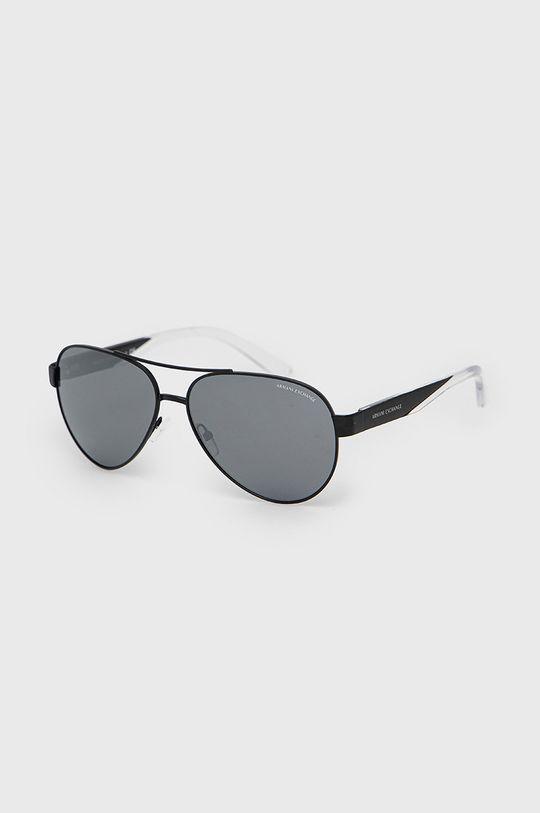 Armani Exchange - Sluneční brýle černá