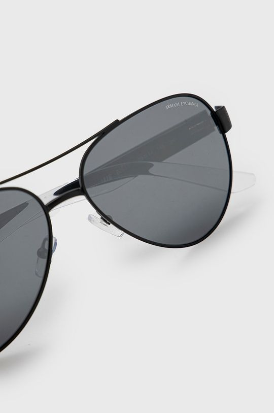 Armani Exchange - Sluneční brýle  Kov