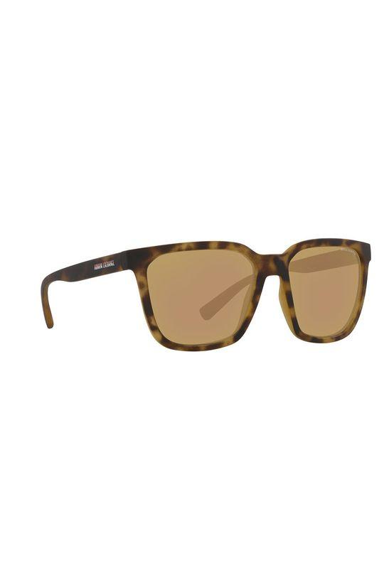 Armani Exchange - Slnečné okuliare 0AX4108S  Syntetická látka