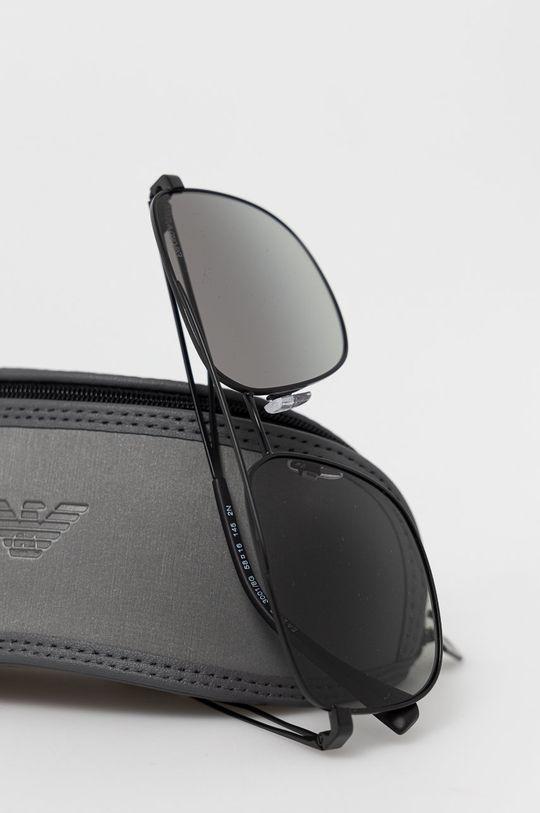 Emporio Armani - Sluneční brýle 0EA2106  Umělá hmota, Kov