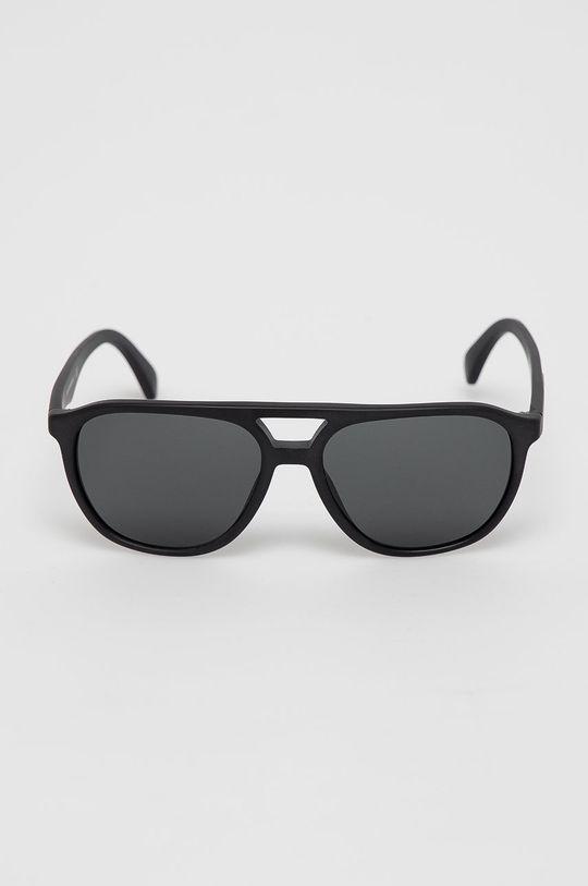Emporio Armani - Okulary przeciwsłoneczne 0EA4156 czarny