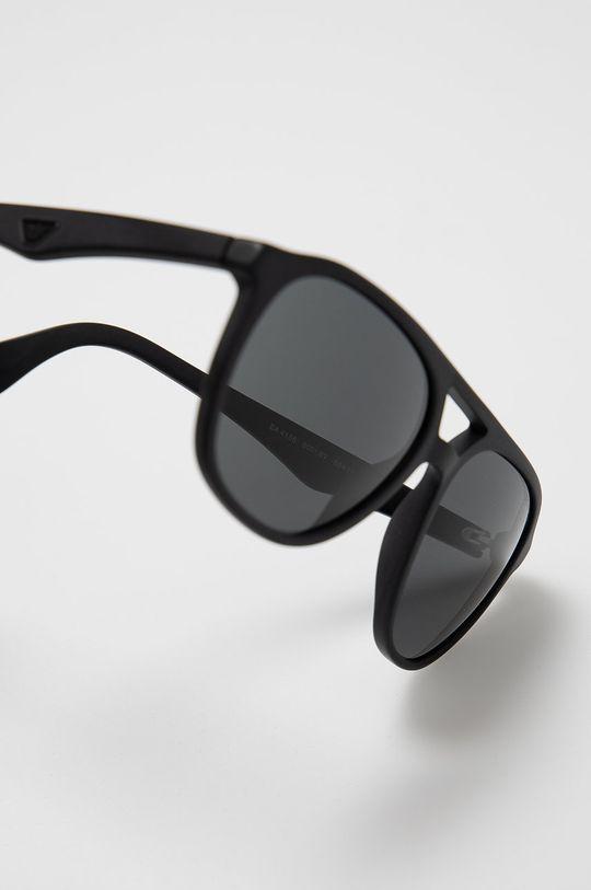 Emporio Armani - Okulary przeciwsłoneczne 0EA4156 Materiał syntetyczny