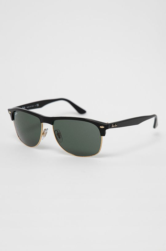 czarny Ray-Ban - Okulary 0RB4342 Męski