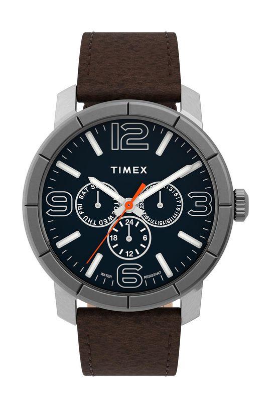 námořnická modř Timex - Hodinky TW2U15300 Pánský